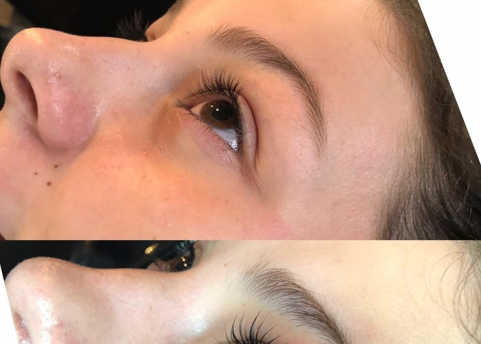 Lash Lifting & Tinting