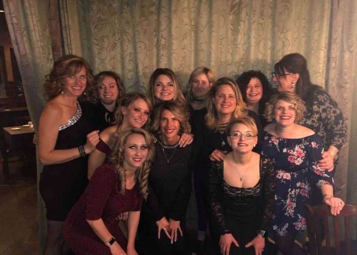 Salon Christmas Party 2019